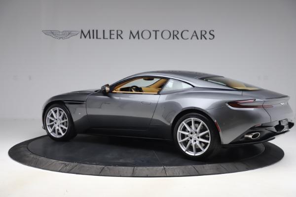 Used 2017 Aston Martin DB11 V12 Coupe for sale $149,900 at Bugatti of Greenwich in Greenwich CT 06830 3