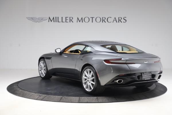 Used 2017 Aston Martin DB11 V12 Coupe for sale $149,900 at Bugatti of Greenwich in Greenwich CT 06830 4