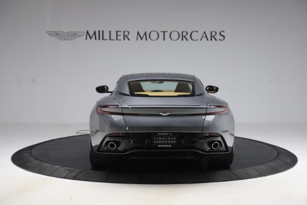 Used 2017 Aston Martin DB11 V12 Coupe for sale $149,900 at Bugatti of Greenwich in Greenwich CT 06830 5