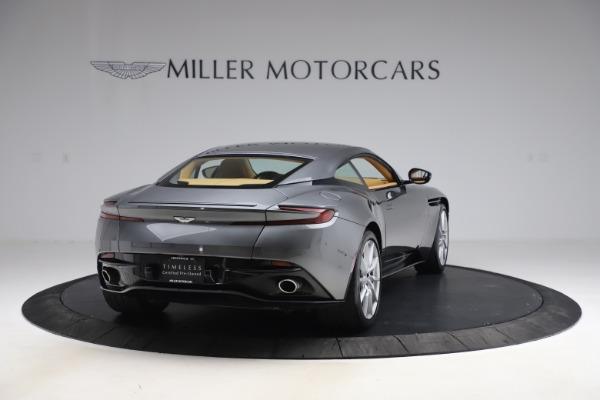 Used 2017 Aston Martin DB11 V12 Coupe for sale $149,900 at Bugatti of Greenwich in Greenwich CT 06830 6