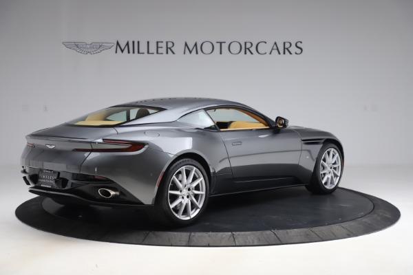 Used 2017 Aston Martin DB11 V12 Coupe for sale $149,900 at Bugatti of Greenwich in Greenwich CT 06830 7