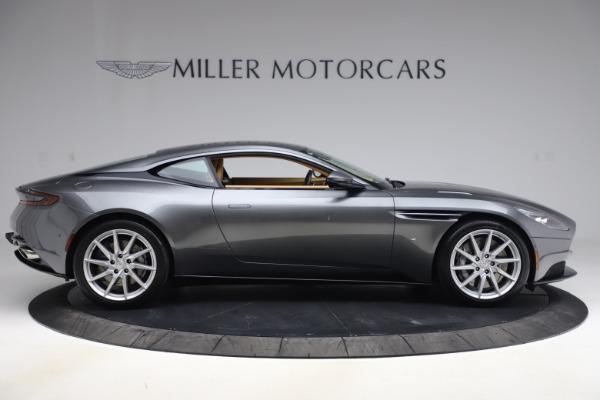 Used 2017 Aston Martin DB11 V12 Coupe for sale $149,900 at Bugatti of Greenwich in Greenwich CT 06830 8