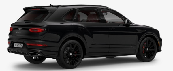 New 2021 Bentley Bentayga Speed Edition for sale $284,335 at Bugatti of Greenwich in Greenwich CT 06830 3
