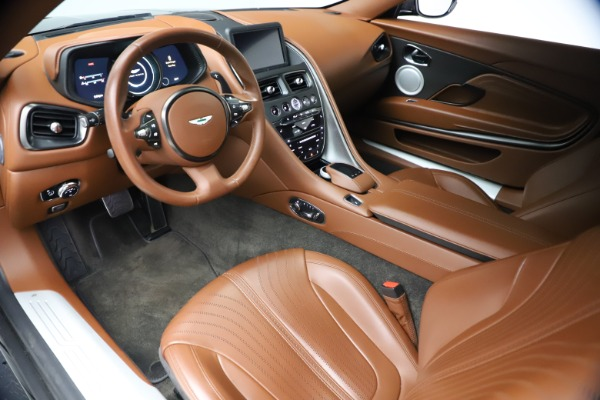 Used 2017 Aston Martin DB11 V12 Coupe for sale $134,900 at Bugatti of Greenwich in Greenwich CT 06830 13