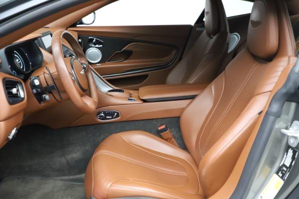 Used 2017 Aston Martin DB11 V12 Coupe for sale $134,900 at Bugatti of Greenwich in Greenwich CT 06830 14