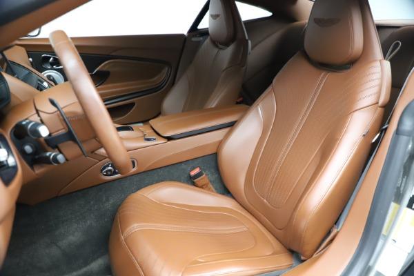 Used 2017 Aston Martin DB11 V12 Coupe for sale $134,900 at Bugatti of Greenwich in Greenwich CT 06830 15