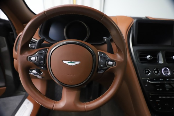 Used 2017 Aston Martin DB11 V12 Coupe for sale $134,900 at Bugatti of Greenwich in Greenwich CT 06830 16