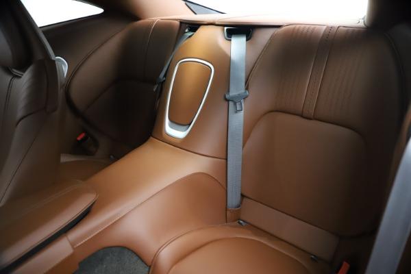 Used 2017 Aston Martin DB11 V12 Coupe for sale $134,900 at Bugatti of Greenwich in Greenwich CT 06830 18