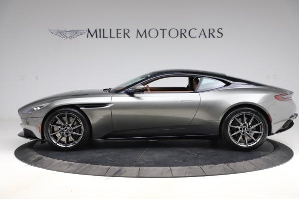 Used 2017 Aston Martin DB11 V12 Coupe for sale $134,900 at Bugatti of Greenwich in Greenwich CT 06830 2