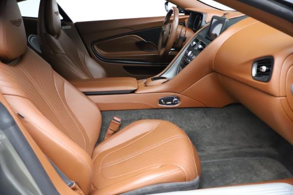 Used 2017 Aston Martin DB11 V12 Coupe for sale $134,900 at Bugatti of Greenwich in Greenwich CT 06830 20