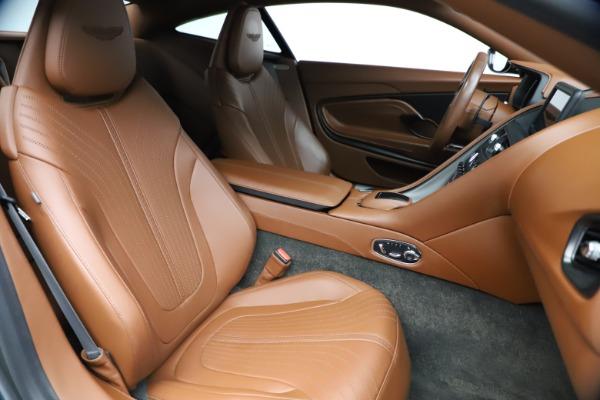 Used 2017 Aston Martin DB11 V12 Coupe for sale $134,900 at Bugatti of Greenwich in Greenwich CT 06830 21