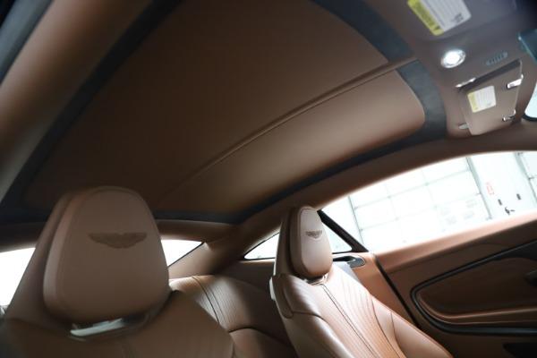 Used 2017 Aston Martin DB11 V12 Coupe for sale $134,900 at Bugatti of Greenwich in Greenwich CT 06830 22