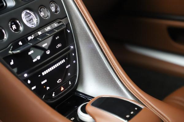 Used 2017 Aston Martin DB11 V12 Coupe for sale $134,900 at Bugatti of Greenwich in Greenwich CT 06830 27