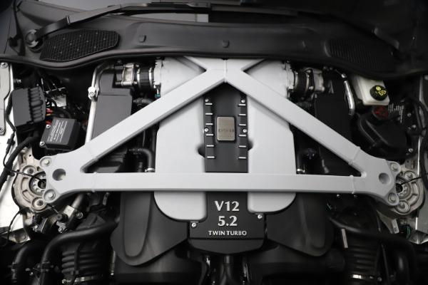 Used 2017 Aston Martin DB11 V12 Coupe for sale $134,900 at Bugatti of Greenwich in Greenwich CT 06830 28
