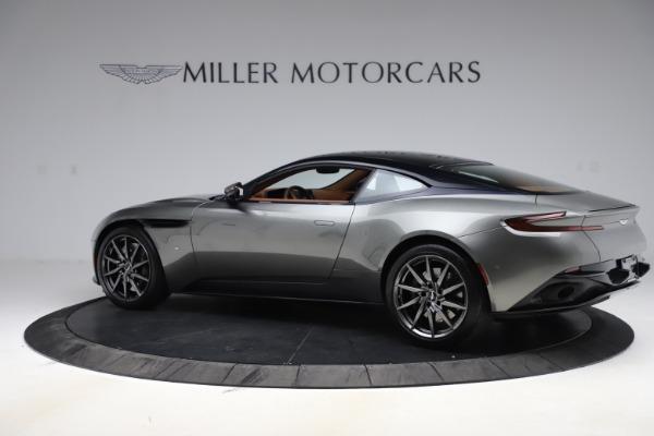 Used 2017 Aston Martin DB11 V12 Coupe for sale $134,900 at Bugatti of Greenwich in Greenwich CT 06830 3