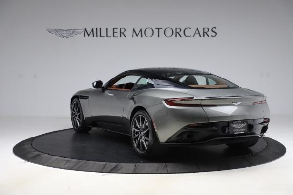 Used 2017 Aston Martin DB11 V12 Coupe for sale $134,900 at Bugatti of Greenwich in Greenwich CT 06830 4