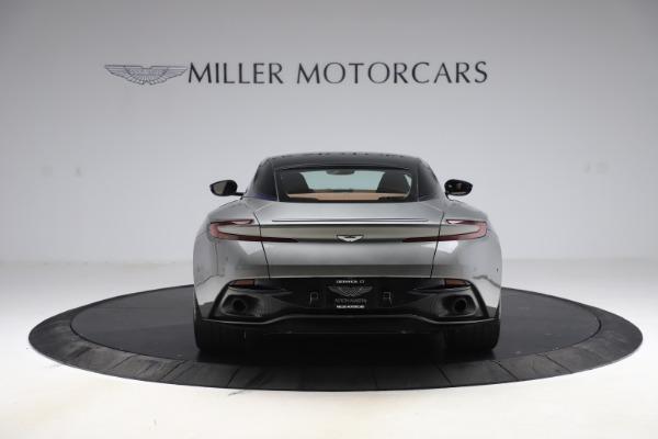 Used 2017 Aston Martin DB11 V12 Coupe for sale $134,900 at Bugatti of Greenwich in Greenwich CT 06830 5