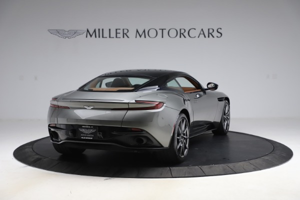 Used 2017 Aston Martin DB11 V12 Coupe for sale $134,900 at Bugatti of Greenwich in Greenwich CT 06830 6