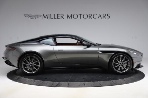 Used 2017 Aston Martin DB11 V12 Coupe for sale $134,900 at Bugatti of Greenwich in Greenwich CT 06830 8