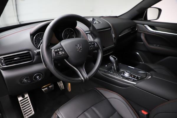 New 2021 Maserati Levante Q4 GranSport for sale Sold at Bugatti of Greenwich in Greenwich CT 06830 13