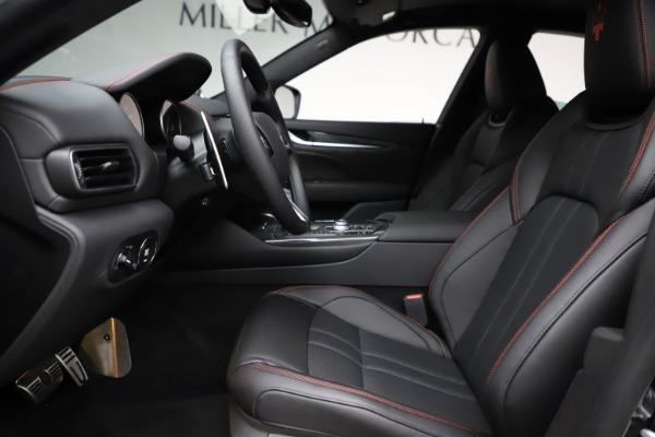 New 2021 Maserati Levante Q4 GranSport for sale Sold at Bugatti of Greenwich in Greenwich CT 06830 14