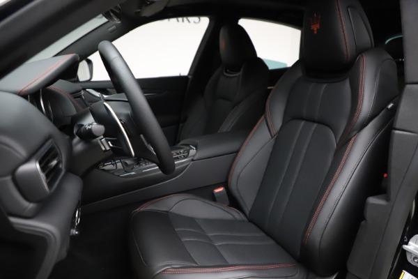 New 2021 Maserati Levante Q4 GranSport for sale Sold at Bugatti of Greenwich in Greenwich CT 06830 15
