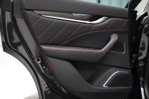 New 2021 Maserati Levante Q4 GranSport for sale Sold at Bugatti of Greenwich in Greenwich CT 06830 20