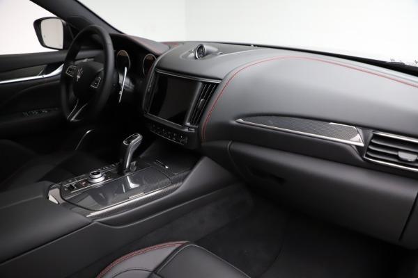 New 2021 Maserati Levante Q4 GranSport for sale Sold at Bugatti of Greenwich in Greenwich CT 06830 21