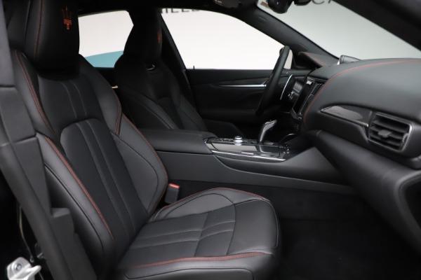 New 2021 Maserati Levante Q4 GranSport for sale Sold at Bugatti of Greenwich in Greenwich CT 06830 22