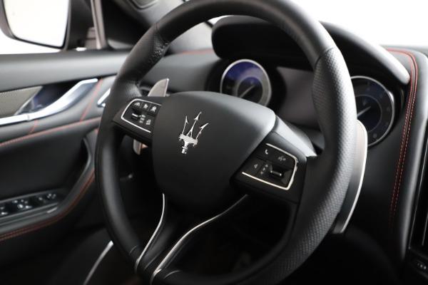 New 2021 Maserati Levante Q4 GranSport for sale Sold at Bugatti of Greenwich in Greenwich CT 06830 24