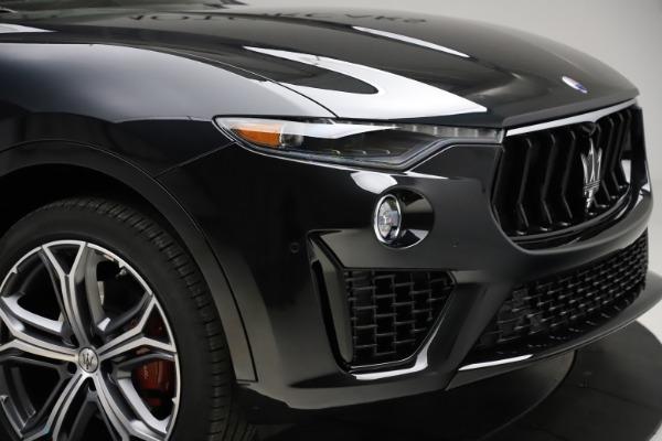 New 2021 Maserati Levante Q4 GranSport for sale Sold at Bugatti of Greenwich in Greenwich CT 06830 26