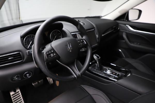 New 2021 Maserati Levante Q4 GranSport for sale $93,585 at Bugatti of Greenwich in Greenwich CT 06830 13