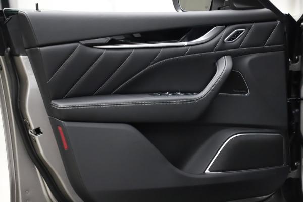 New 2021 Maserati Levante Q4 GranSport for sale $93,585 at Bugatti of Greenwich in Greenwich CT 06830 17