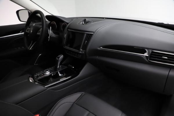 New 2021 Maserati Levante Q4 GranSport for sale $93,585 at Bugatti of Greenwich in Greenwich CT 06830 21