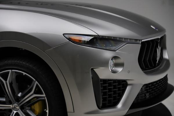 New 2021 Maserati Levante Q4 GranSport for sale $93,585 at Bugatti of Greenwich in Greenwich CT 06830 25