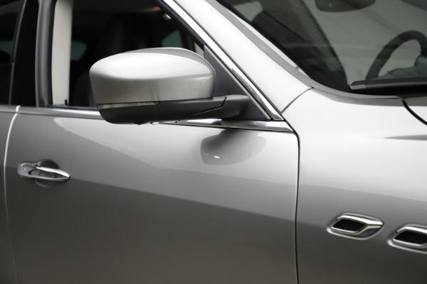 New 2021 Maserati Levante Q4 GranSport for sale $93,585 at Bugatti of Greenwich in Greenwich CT 06830 27