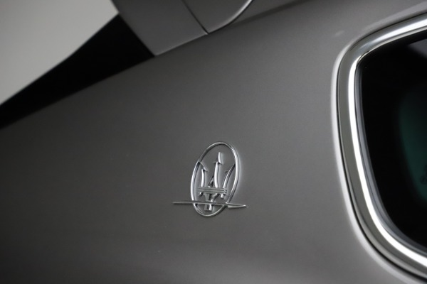 New 2021 Maserati Levante Q4 GranSport for sale $93,585 at Bugatti of Greenwich in Greenwich CT 06830 28
