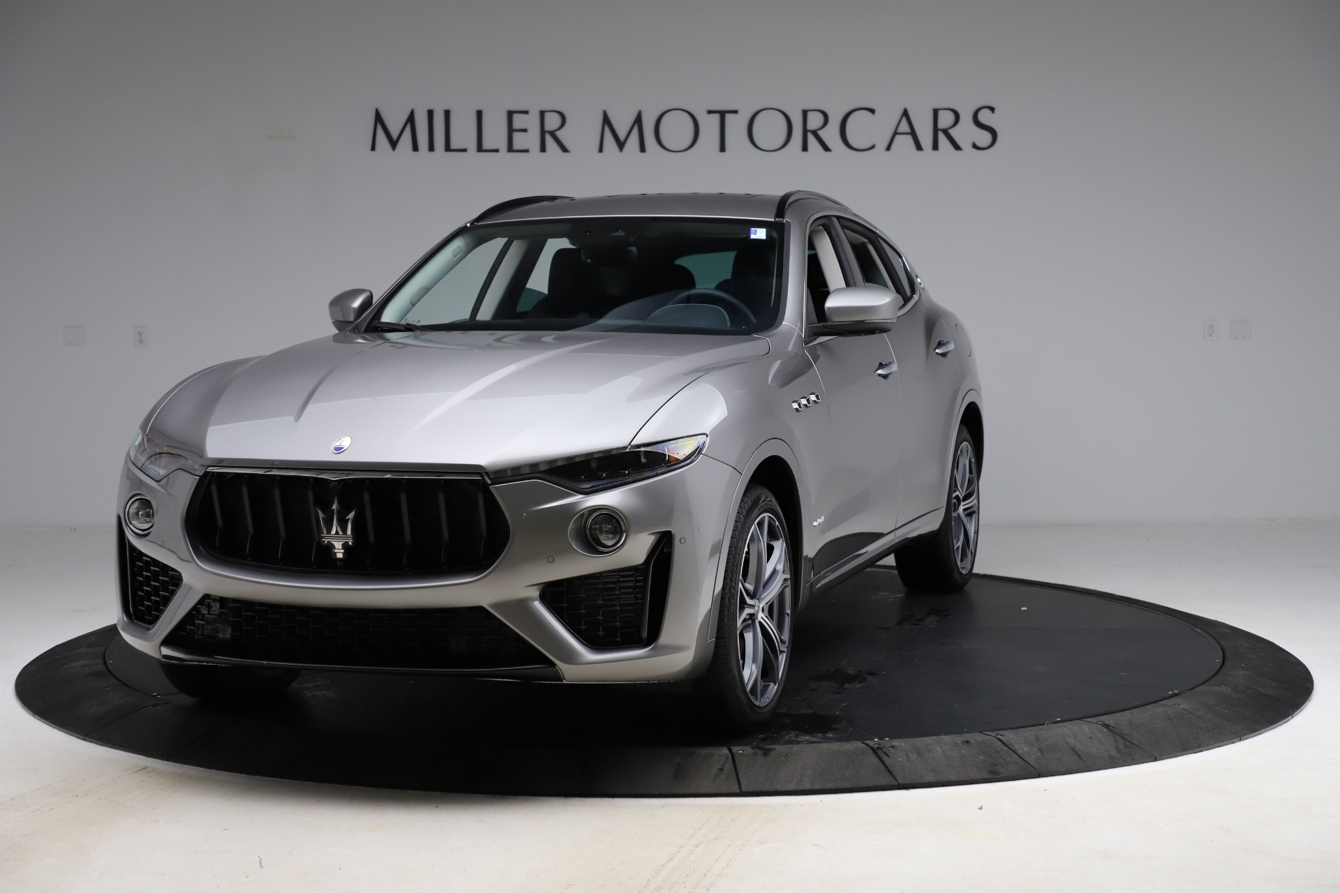 New 2021 Maserati Levante Q4 GranSport for sale $93,585 at Bugatti of Greenwich in Greenwich CT 06830 1