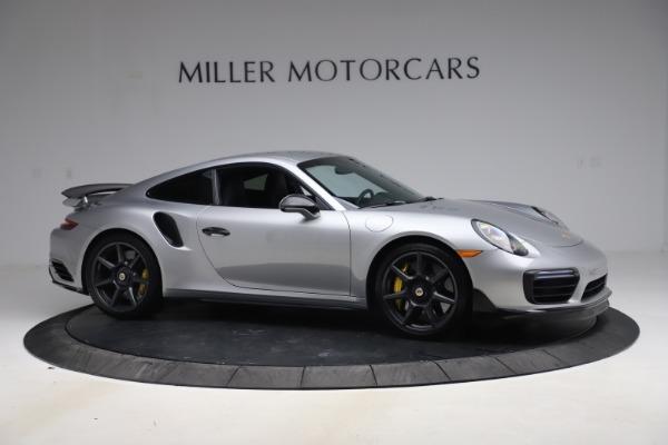 Used 2019 Porsche 911 Turbo S for sale $177,900 at Bugatti of Greenwich in Greenwich CT 06830 10