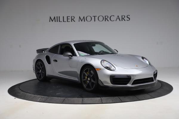 Used 2019 Porsche 911 Turbo S for sale $177,900 at Bugatti of Greenwich in Greenwich CT 06830 11