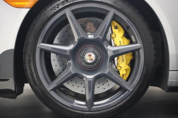 Used 2019 Porsche 911 Turbo S for sale $177,900 at Bugatti of Greenwich in Greenwich CT 06830 13