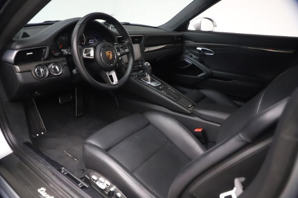 Used 2019 Porsche 911 Turbo S for sale $177,900 at Bugatti of Greenwich in Greenwich CT 06830 16