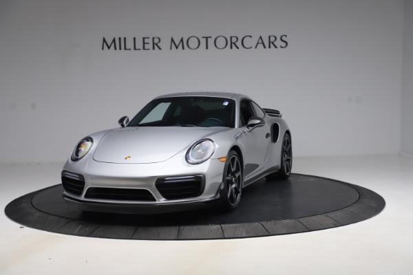 Used 2019 Porsche 911 Turbo S for sale $177,900 at Bugatti of Greenwich in Greenwich CT 06830 2