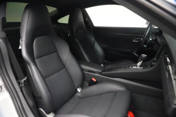 Used 2019 Porsche 911 Turbo S for sale $177,900 at Bugatti of Greenwich in Greenwich CT 06830 24