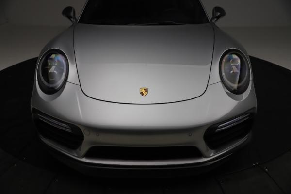 Used 2019 Porsche 911 Turbo S for sale $177,900 at Bugatti of Greenwich in Greenwich CT 06830 27