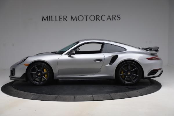 Used 2019 Porsche 911 Turbo S for sale $177,900 at Bugatti of Greenwich in Greenwich CT 06830 3
