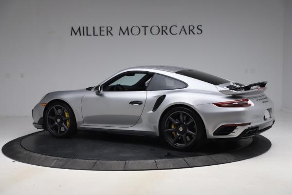 Used 2019 Porsche 911 Turbo S for sale $177,900 at Bugatti of Greenwich in Greenwich CT 06830 4