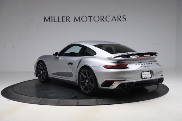 Used 2019 Porsche 911 Turbo S for sale $177,900 at Bugatti of Greenwich in Greenwich CT 06830 5