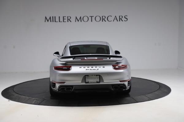 Used 2019 Porsche 911 Turbo S for sale $177,900 at Bugatti of Greenwich in Greenwich CT 06830 6