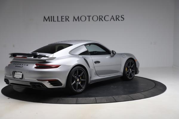 Used 2019 Porsche 911 Turbo S for sale $177,900 at Bugatti of Greenwich in Greenwich CT 06830 8